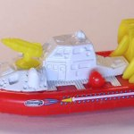 MB519-07 : Fire Hovercraft