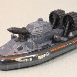MB519-10 : Fire Hovercraft