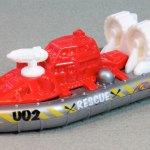 MB519-16 : Fire Hovercraft