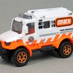 MB845-03 : 4x4 Scrambulance