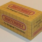 Matchbox Box Type P