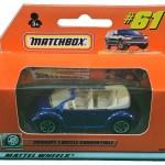 Matchbox Box Type Q