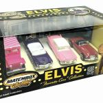 Matchbox Elvis Collection 4 Pack