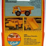 Matchbox 1979 Box - Germany