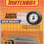Matchbox Blister - 1989