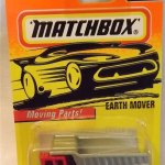 Matchbox 1997 Long Card