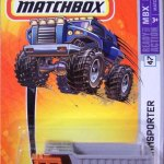 Matchbox 2006 Long Card