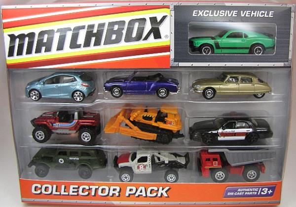 Matchbox 10 Pack : 2010 #10