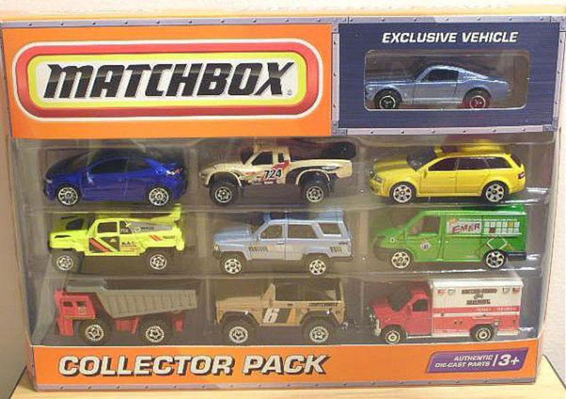 Matchbox 10 Pack : 2011 #08