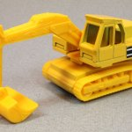 MB032-10 : Atlas Excavator
