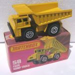 MB058-05 : Faun Dump Truck