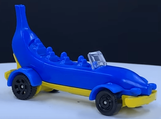MB1197-PP01 : Big Banana Car