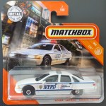 MB1198-01 : 1994 Chevy Caprice Classic Police