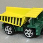 MB209-23 : Faun Dump Truck