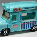 MB778-03 : Heritage Ice Cream Truck