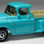 MB786-01 : 1957 GMC Stepside Pick Up