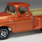 MB786-02 : 1957 GMC Stepside Pick Up
