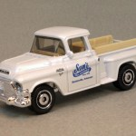 MB786-03 : 1957 GMC Stepside Pick Up