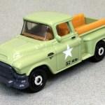 MB786-07 : 1957 GMC Stepside Pick Up