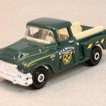 MB786-08 : 1957 GMC Stepside Pick Up