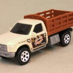 MB920-02 : Ford F-350 Stake Bed