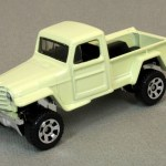 Matchbox MB955-06 : Jeep Willys 4x4