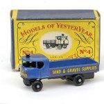 Y04-1-04 : 1928 Sentinel Steam Wagon