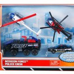 Matchbox Mission Force : 2013 – Police Crew
