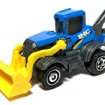 Matchbox MB1176-02 : MBX Backhoe