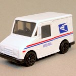 Matchbox MB370-03 : Postal Service Delivery Truck