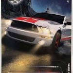Matchbox MB744-13 : Shelby GT500 Convertible