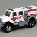 Matchbox MB801-05 : International Workstar Brush Fire Truck