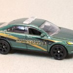 Matchbox MB821-10 : Ford Taurus Police Interceptor