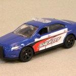 Matchbox MB821-12 : Ford Taurus Police Interceptor