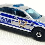Matchbox MB821-17 : Ford Taurus Police Interceptor