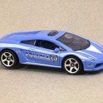 Matchbox MB867-02 : Lamborghini Gallardo LP560-4 Polizia