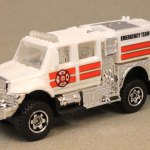 Matchbox MB939-02 : International Workstar Brush Fire Truck