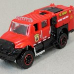 Matchbox MB939-03 : International Workstar Brush Fire Truck