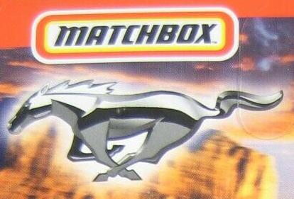 Matchbox Mustang Series