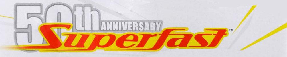 Matchbox Superfast 50th Anniversary