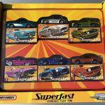 Matchbox Superfast Collector Tin