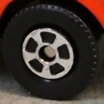 Matchbox Wheels : 5 Spoke Updated