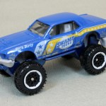 "Matchbox MB1009-04 : Custom '68 Mustang ""Mudstanger"""