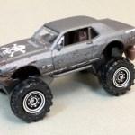 "Matchbox MB1009-05 : Custom '68 Mustang ""Mudstanger"""