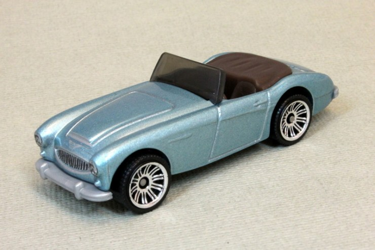 Matchbox MB1083-02 : 1963 Austin Healey 3000 Mk2