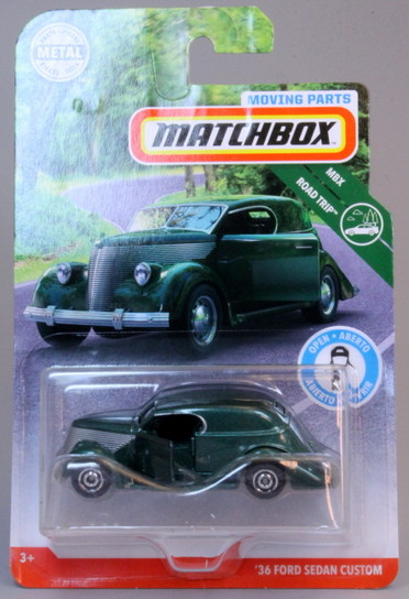 Matchbox MB1164 : Custom 1936 Ford Sedan