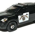 Matchbox MB1179-02 : '16 Ford Explorer Interceptor