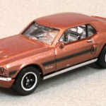Matchbox MB812-08 : ´68 Ford Mustang GT CS