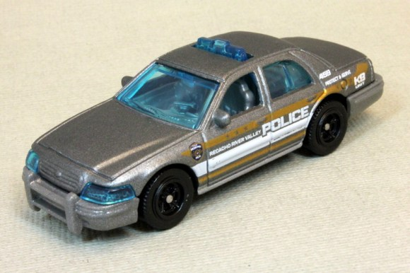 Matchbox MB901-07 : Ford Crown Victoria