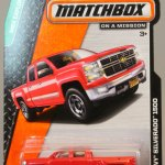 Matchbox MB924-02 : ´14 Chevy Silverado 1500